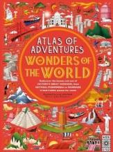 Ben Handicott Atlas of World Wonders