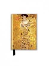 Flame Tree Studio Gustav Klimt: Adele Bloch Bauer I (Foiled Pocket Journal)