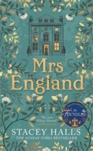 STACEY HALLS, MRS ENGLAND