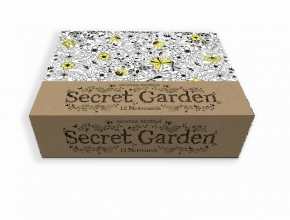 Basford, Johanna Secret Garden: 12 Notecards
