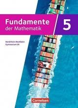 Ahrens, Hans,   Krumm, Brigitta,   Langlotz, Hubert,   Marticke, Christian Fundamente der Mathematik 5. Schuljahr - Nordrhein-Westfalen - Schülerbuch