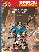 Janry Spirou & Fantasio 37: Abenteuer in New York