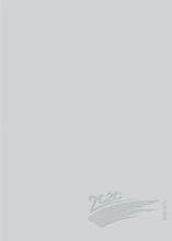 Foto-Malen-Basteln Bastelkalender A5 silber 2020