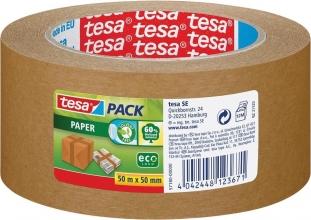 , Verpakkingstape Tesa 50mmx50m eco papier