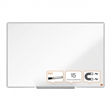 , Whiteboard Nobo Impression Pro 60x90cm staal