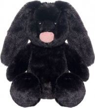 , Konijn jessie black mini - knuffel - pluche