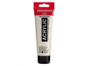 , Talens amsterdam acrylverf tube 120 ml napelgeel licht 222
