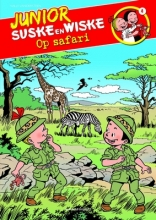 Vandersteen, Willy Junior Suske en Wiske Op Safari