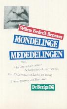 Willem Frederik  Hermans BBLiterair Mondelinge mededelingen