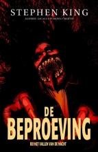Stephen  King De Beproeving 6 - Bij het vallen van de nacht (graphic novel)