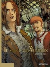 Liberge,E./ Filippi,D. Kapers van Alcibiades 01