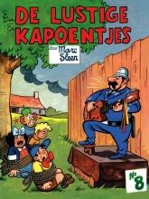 Sleen Marc, Dirk  Stallaert , De Lustige Kapoentjes 08