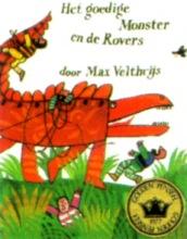 Max  Velthuijs Het goedige monster en de rovers