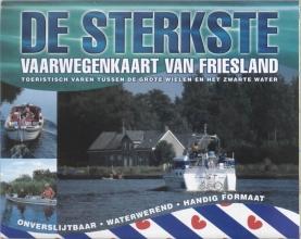 , De sterkste vaarwegenkaart Friesland