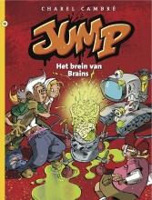 Charel  Cambre Jump 18 Het brein van Brains