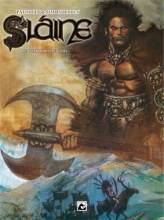 Pat  Mills Celtic Collection Slaine 0, Gehoornde God
