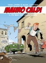 Denis  Lapière Mauro Caldi 4 De baai der leugenaars