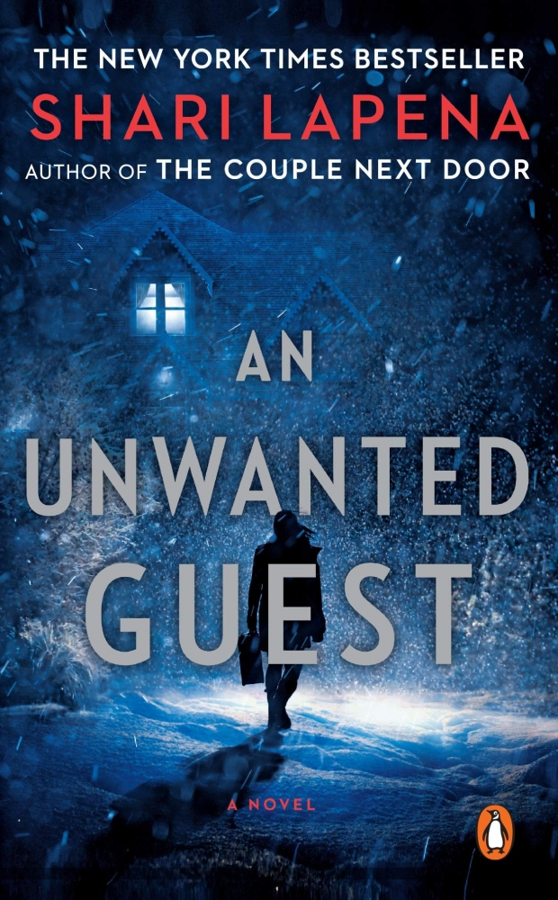 Shari Lapena,An Unwanted Guest