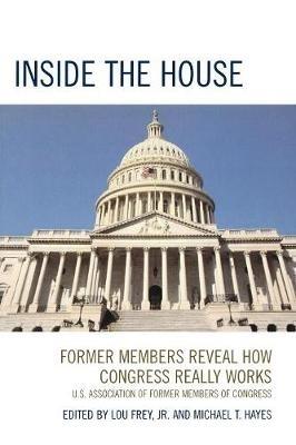 Lou, Jr. Frey,   Michael T. Hayes,Inside the House