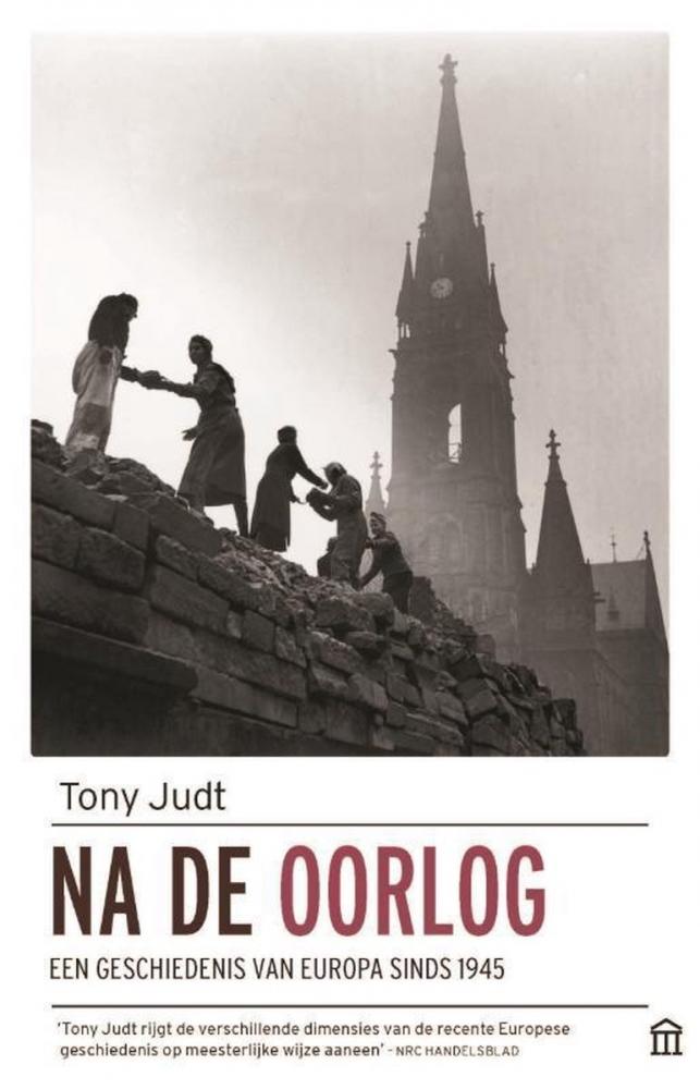 Tony Judt,Na de oorlog