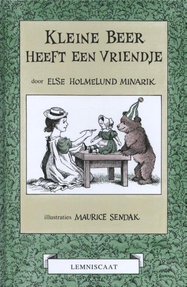 Else Holmelund Minarik,Kleine Beer heeft een vriendje