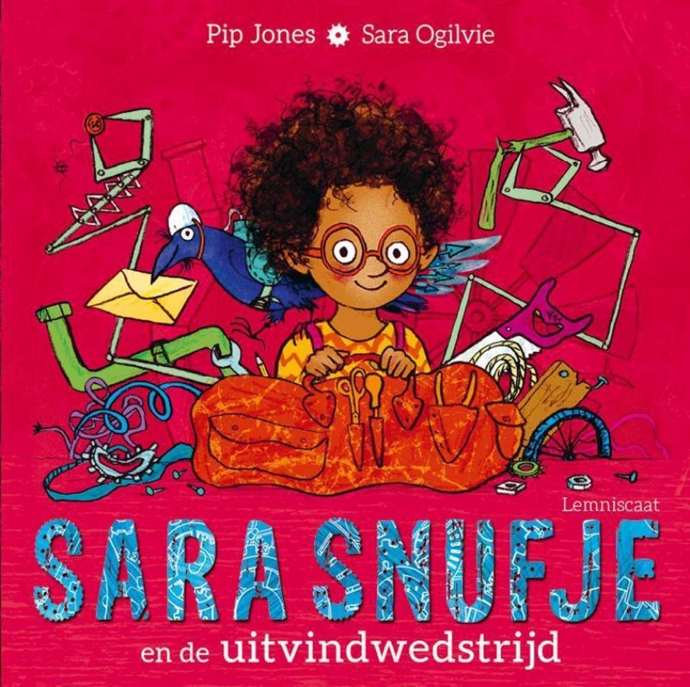Pip Jones,Sara Snufje en de uitvindwedstrijd