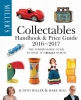 Melissa Hill, Miller's Collectables Handbook & Price Guide 2016-2017