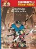 Janry, Spirou & Fantasio 37: Abenteuer in New York