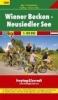 , Rad- und Freizeitkarte 104 Wiener Becken. Neusiedler See 1 : 100 000