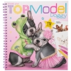 ,<b>Create your topmodel doggy kleurboek</b>