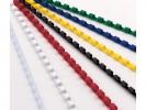 , bindruggen ProfiOffice 21 rings 100 stuks 19mm transparant