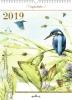 ,<b>Kalender 2019 posterformaat marjolein bastin 40x63 cm</b>