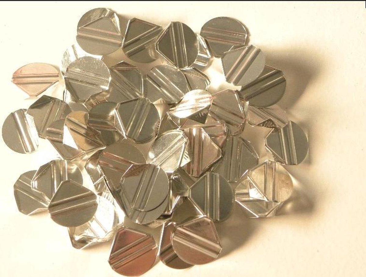 ,Hoekclip Quantore 100stuks goud