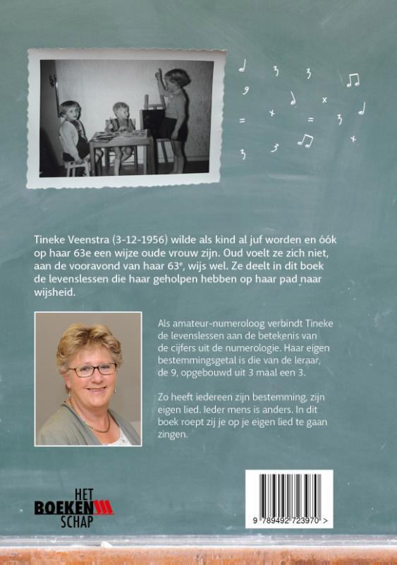 Tineke Veenstra,Drie maal drie is negen