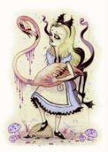 Garcia, Camilla Rosa Alice`s Adventures in Wonderland
