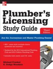 Frankel, Michael,   Woodson, R. Dodge Plumber`s Licensing Study Guide