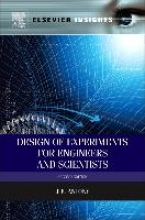 Antony, Jiju Design of Experiments for Engineers and Scientists