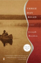 Boyden, Joseph Three Day Road