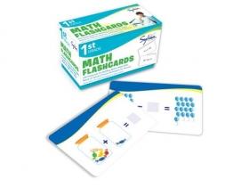 1st Grade Math Flashcards