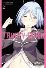 Saito, Kenji Trinity Seven The Seven Magicians 2