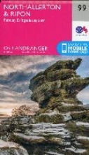 Ordnance Survey Northallerton & Ripon, Pateley Bridge & Leyburn