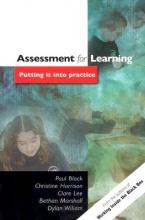 Paul Black,   Chris Harrison,   Clara Lee,   Bethan Marshall Assessment for Learning