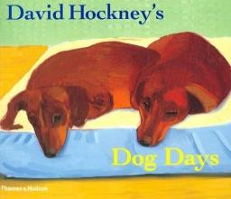 David,Hockney David Hockney`s Dog Days