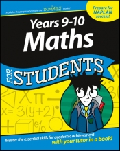Consumer Dummies, Years 9 - 10 Maths For Students
