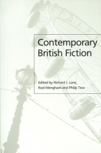 Lane, Richard Contemporary British Fiction