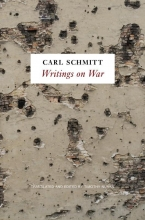 Schmitt, Carl Writings on War