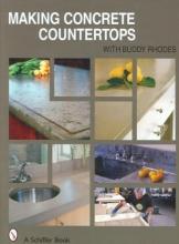 Rhodes, Buddy Making Concrete Countertops
