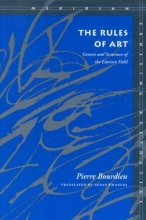 Bourdieu, Pierre The Rules of Art