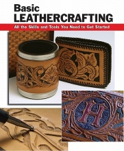 Elizabeth Letcavage Basic Leathercrafting