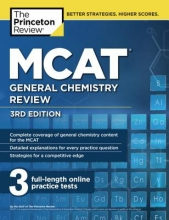 The Princeton Review MCAT General Chemistry Review